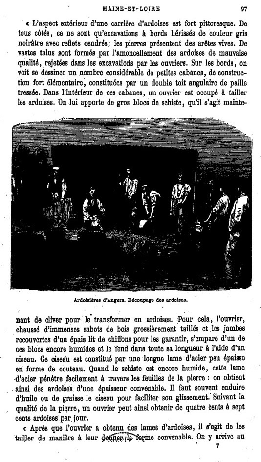 Page 98 de La France pittoresque de l'Ouest.