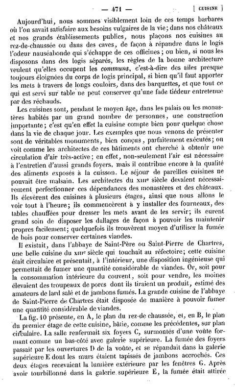 Dictionnaire d 39 architecture de viollet le duc tome 4 for Architecture dictionnaire