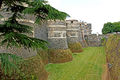 Angers chateau douves 2014a.jpg