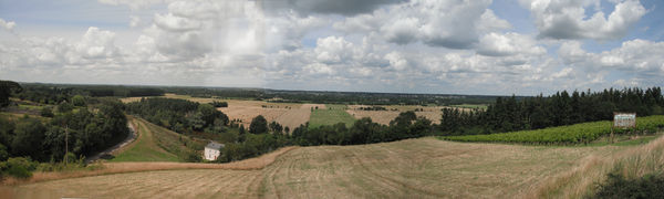 Photographie du panorama.
